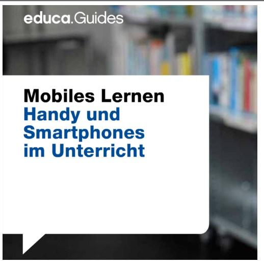 Mobiles Lernen an Schulen