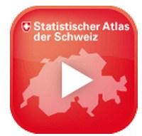 Interaktiver Statistischer Atlas der Schweiz