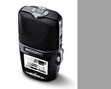 Audioaufnahmegerät Zoom H2n