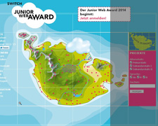 Ende des SWITCH Junior Web Awards