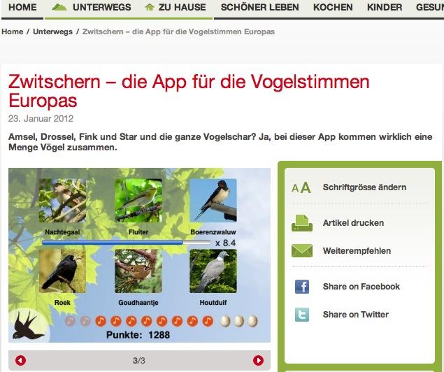 Schweizer Familie testet Apps für Kinder