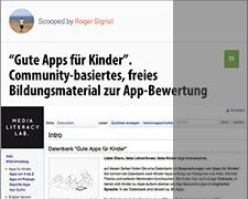 Gute Apps…
