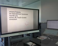 Neue interaktive Systeme eingetroffen